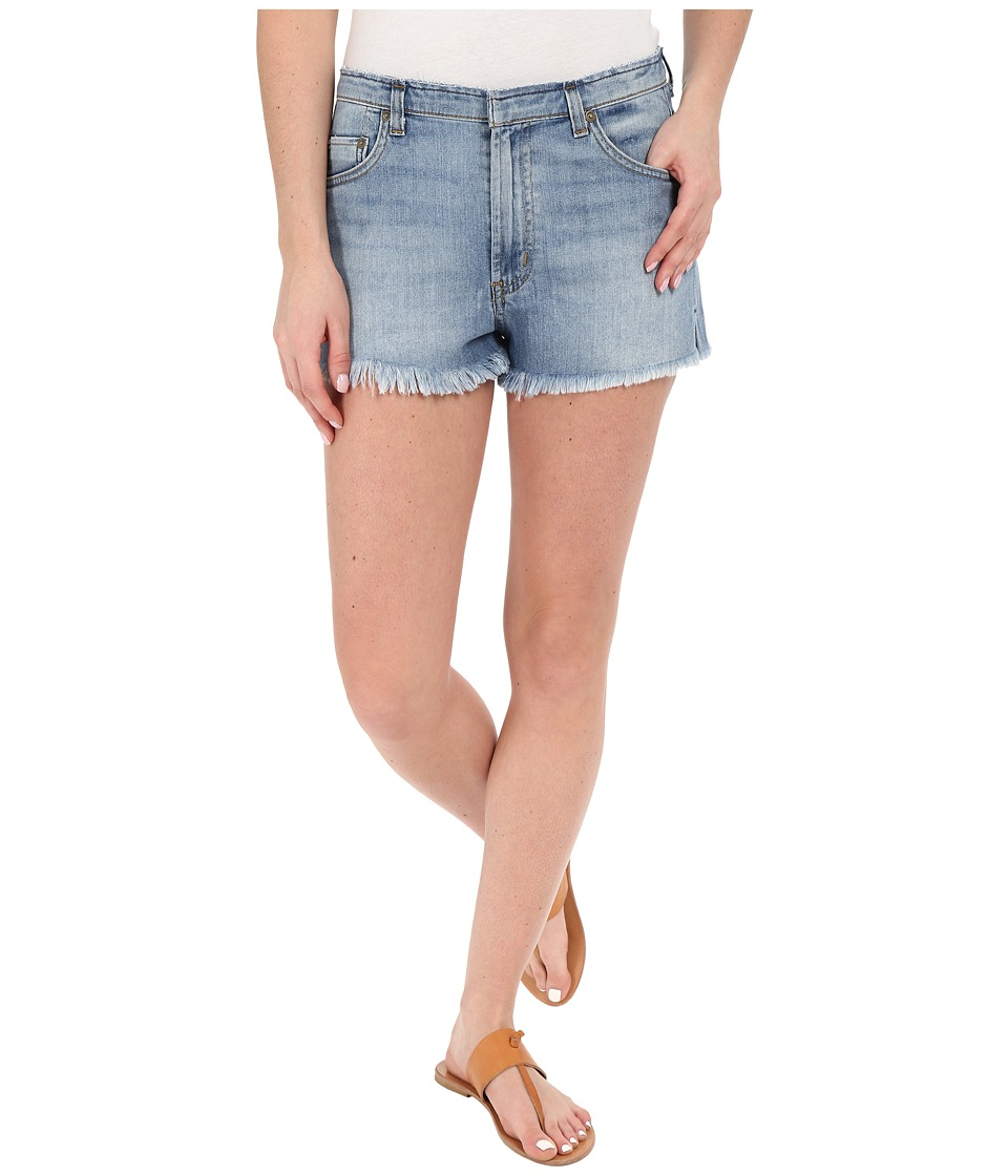 Hudson - Tori Slouch Short Cut Off in Kensington (Kensington) Women's Shorts
