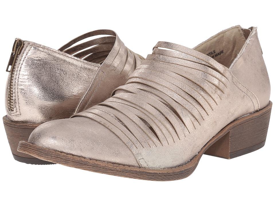 Matisse - Meade (Gold) Women's 1-2 inch heel Shoes