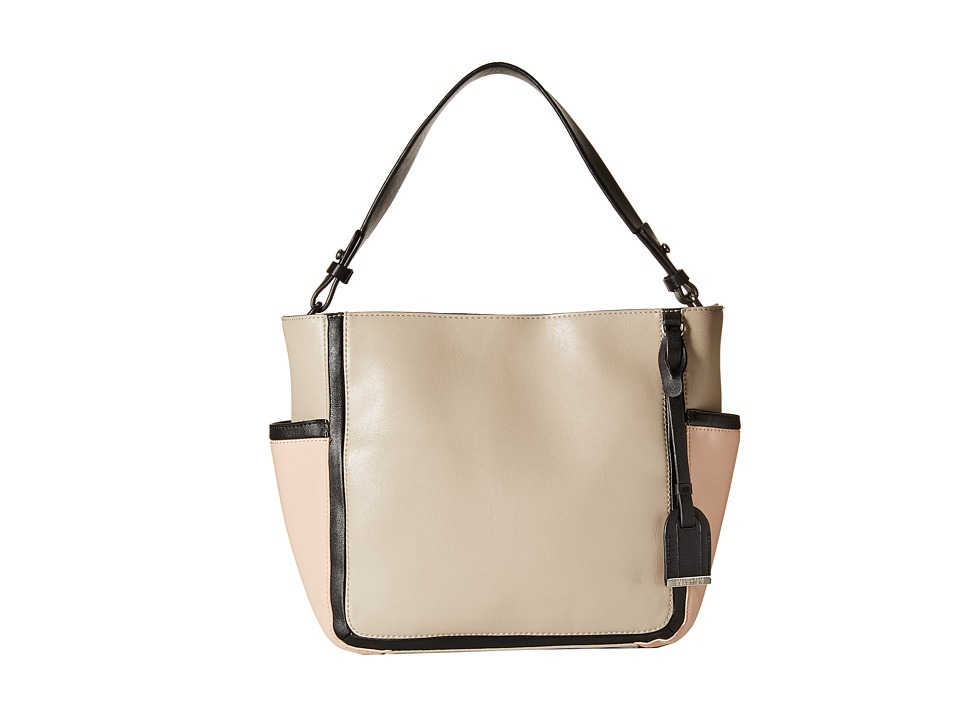 Kenneth Cole Reaction - Pop Shadow Hobo (Pale/Mink) Shoulder Handbags