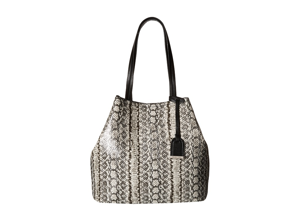 Kenneth Cole Reaction - Clean Slate Tote (Black/White) Tote Handbags