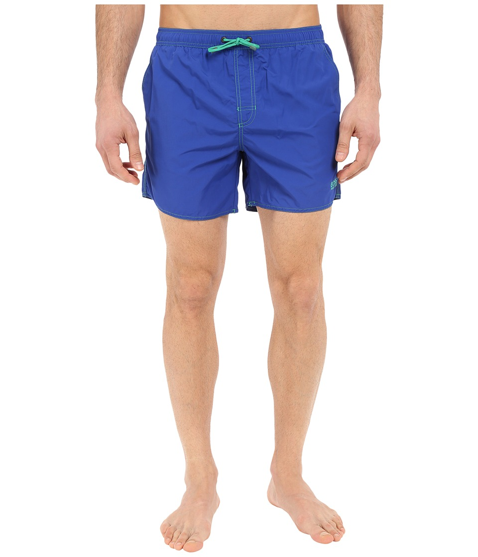 BOSS Hugo Boss - Lobster 10155742 01 Swim Shorts (Royal Blue) Men