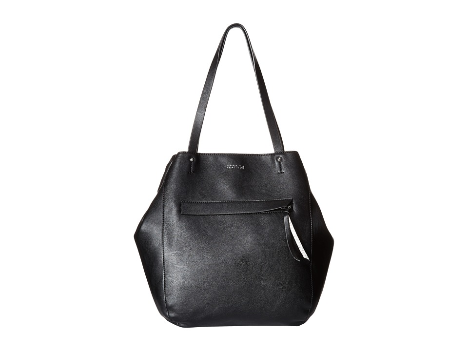 Kenneth Cole Reaction - Snakes on a Train Shopper (Black) Tote Handbags