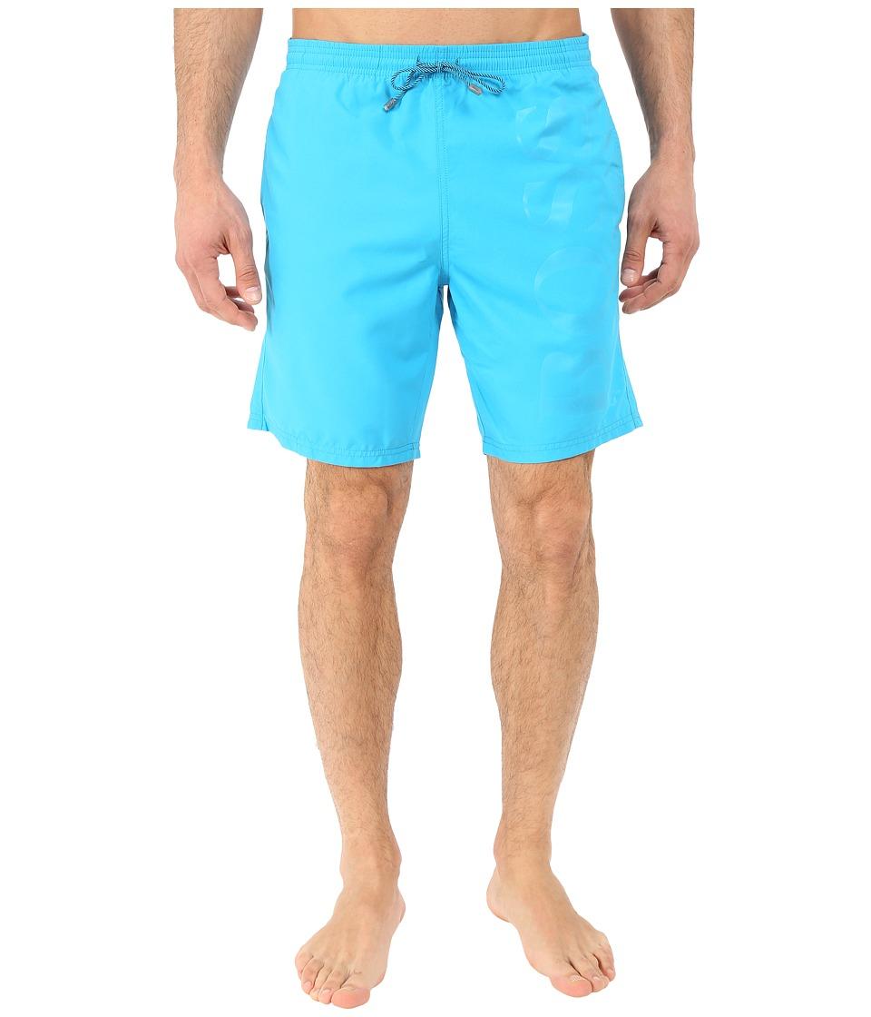 BOSS Hugo Boss - Orca 10135293 01 (Teal) Men's Swimwear