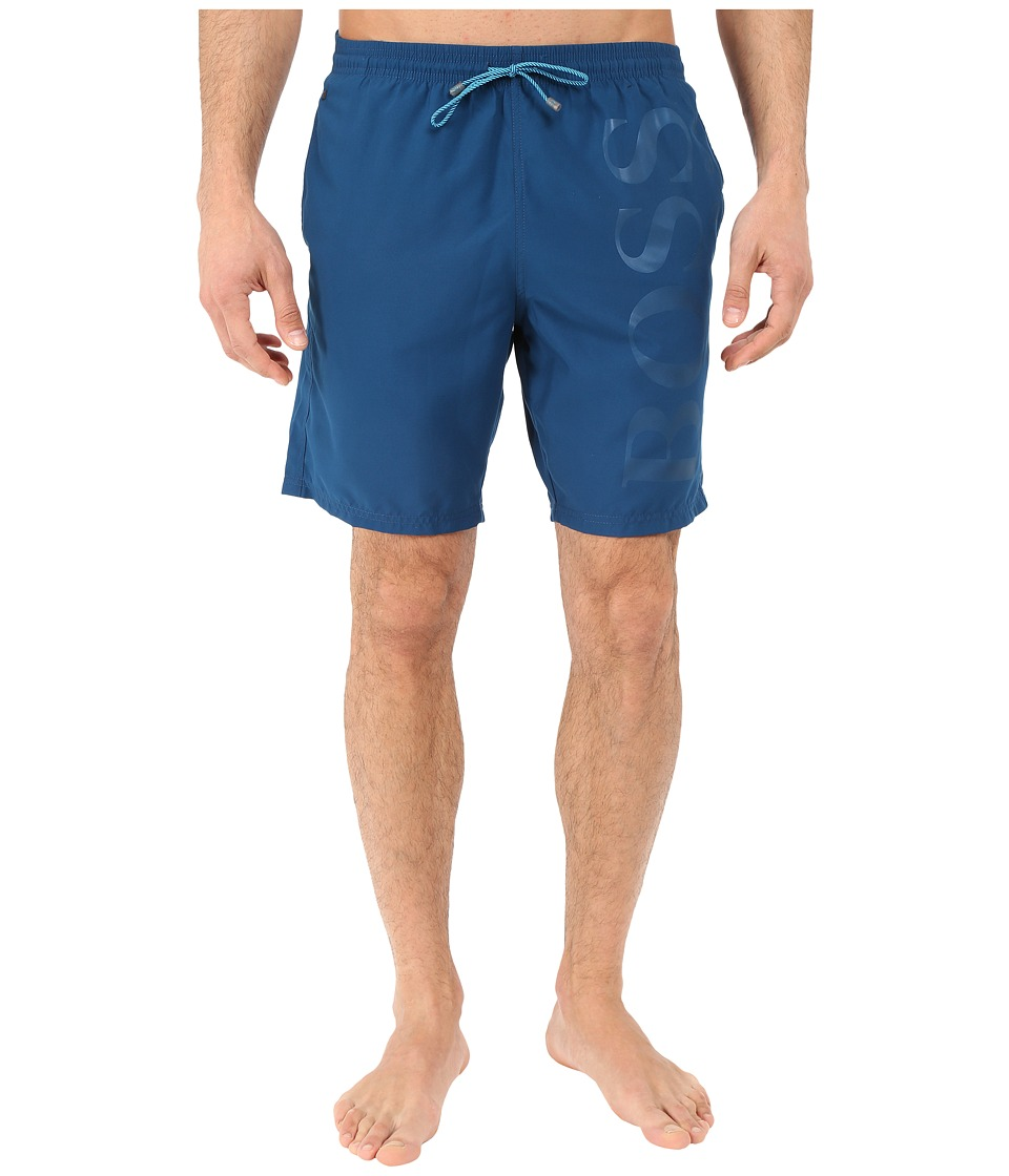 BOSS Hugo Boss - Orca 10135293 01 (Stone Blue) Men's Swimwear