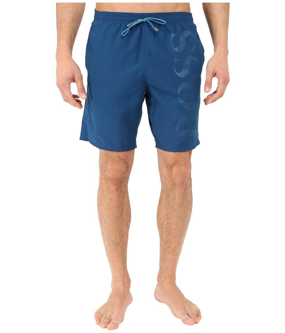 BOSS Hugo Boss - Orca 10135293 01 (Stone Blue) Men's Swimwear