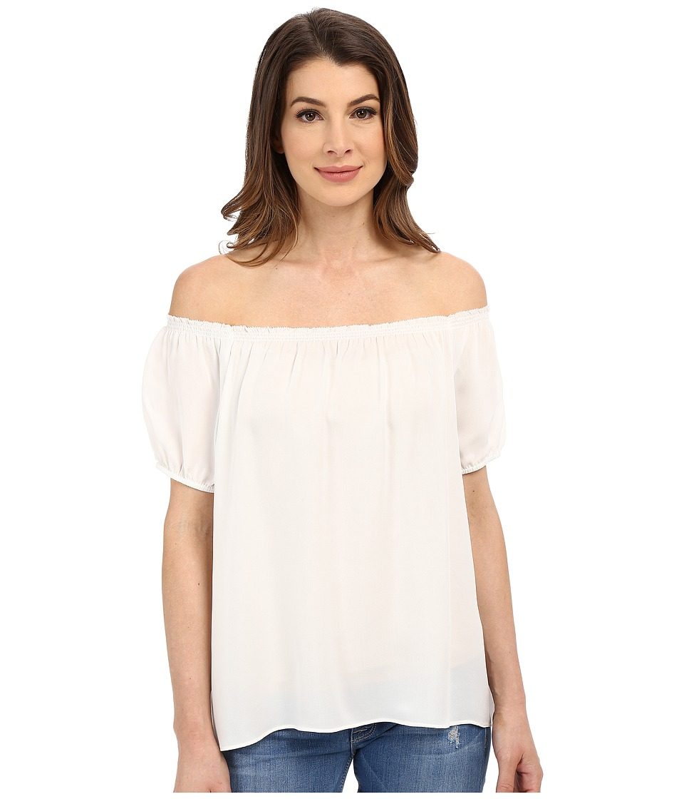 Joie - Colfax Top (Porcelain) Women's Short Sleeve Pullover