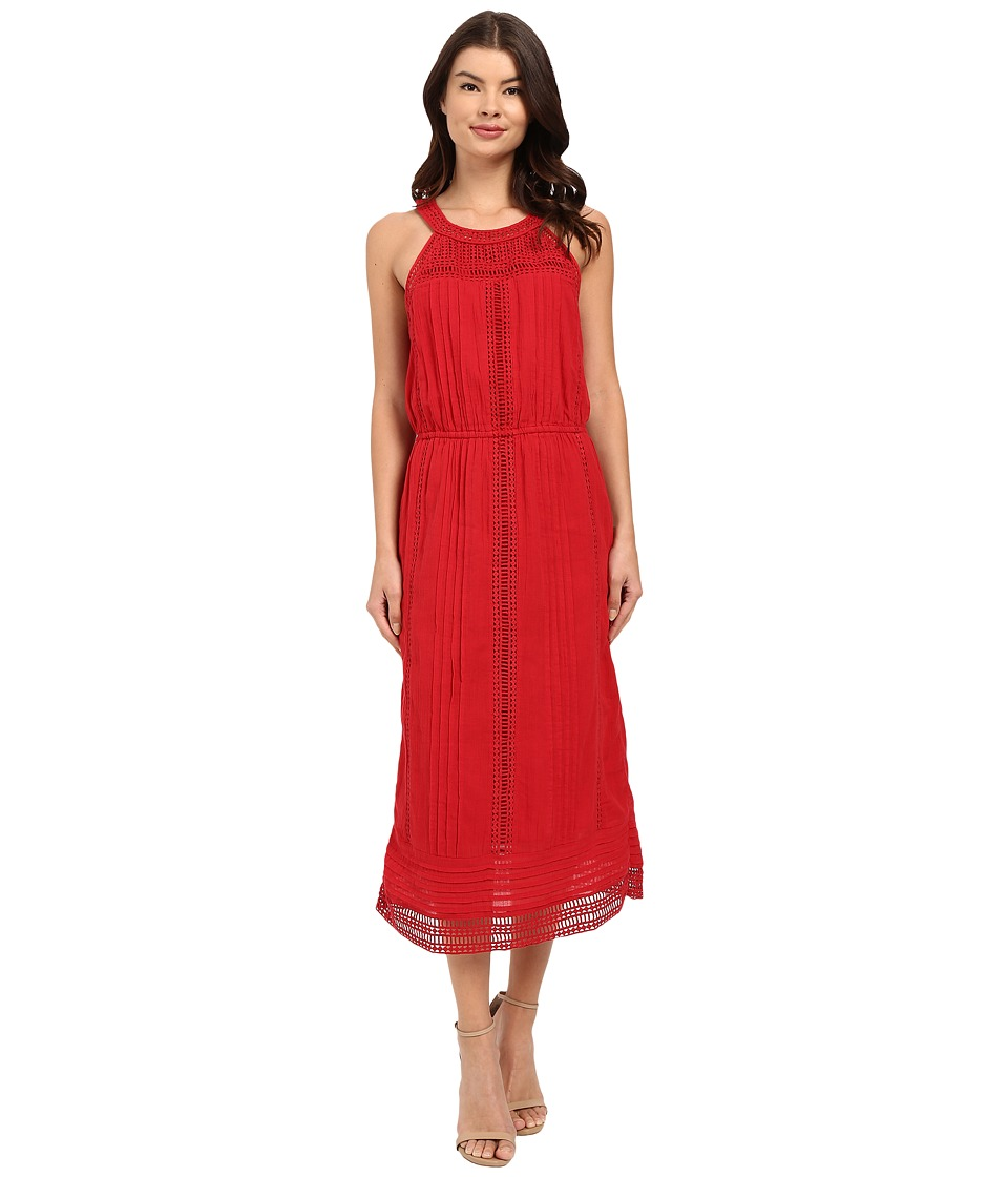 Joie - Dance Dress (Brick Red) Women's Dress