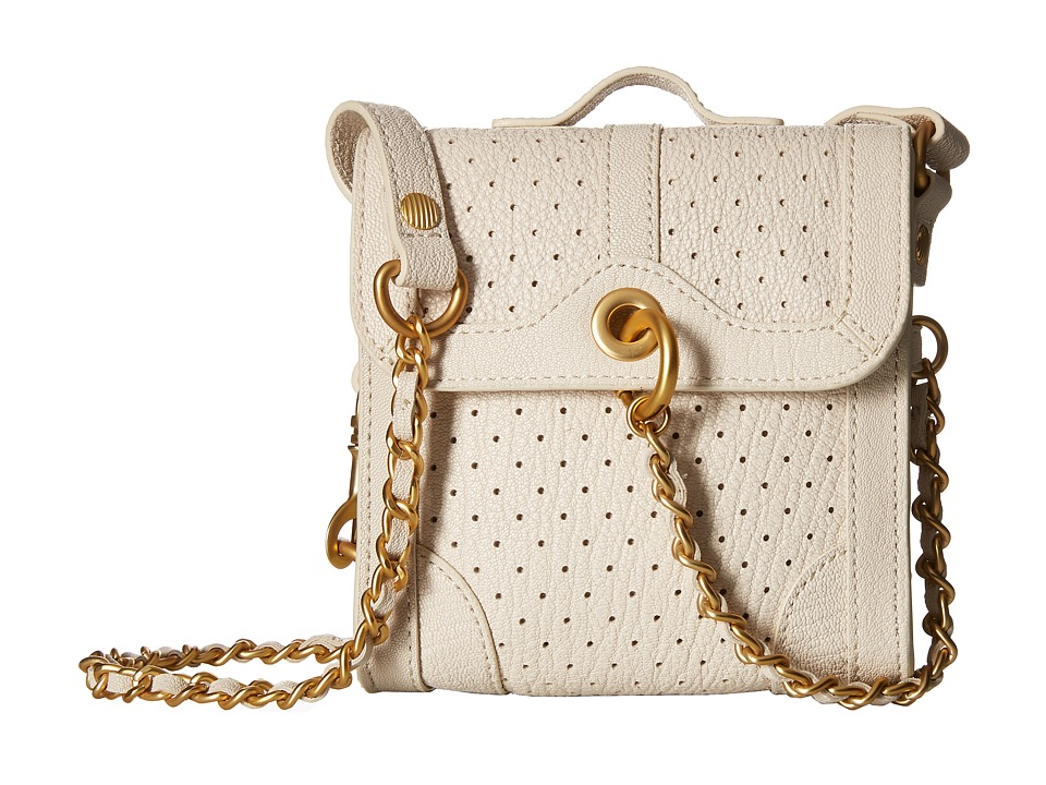 SJP by Sarah Jessica Parker - Grove (Special Delivery Ivory Leather) Handbags