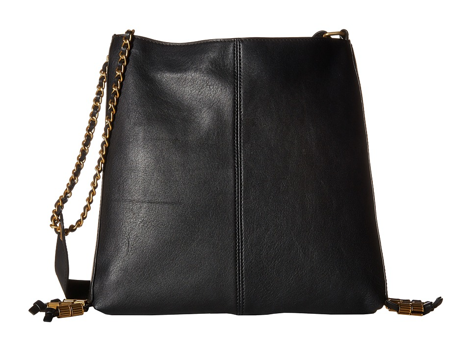 SJP by Sarah Jessica Parker - Bayard (Noir Leather) Handbags