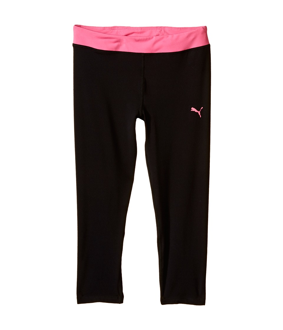 Puma Kids - Tech Capris (Big Kids) (Sugar Plum) Girl's Capri