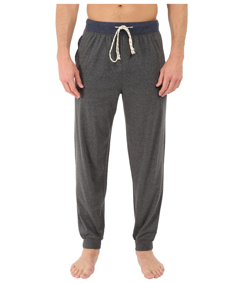 Kenneth Cole Reaction - Cuffed Pants (Dark Grey Heather) Men's Pajama