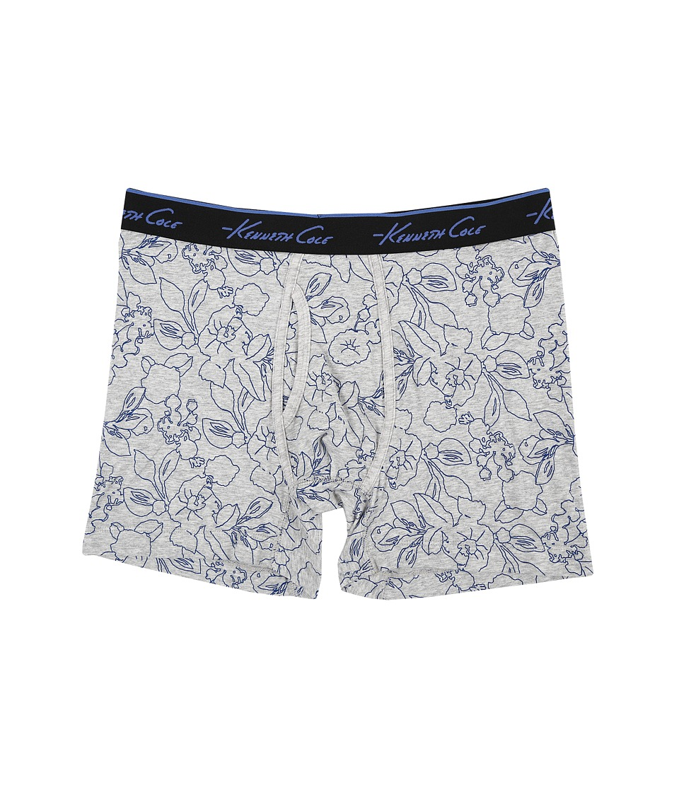 Kenneth Cole Reaction - Boxer Brief (Floral) Men's Underwear