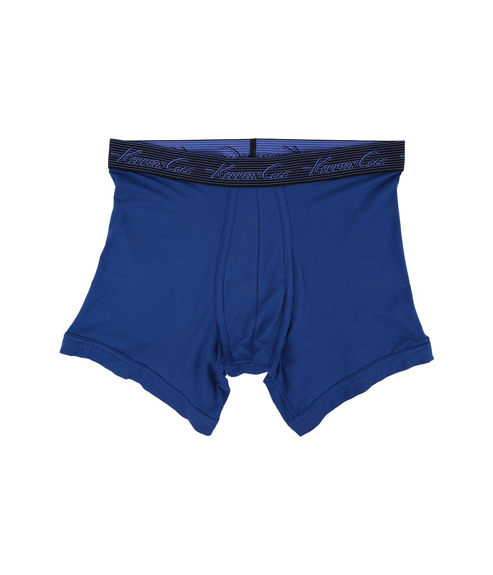 Kenneth Cole Reaction - Modal Trunk (Dark Blue) Men's Underwear