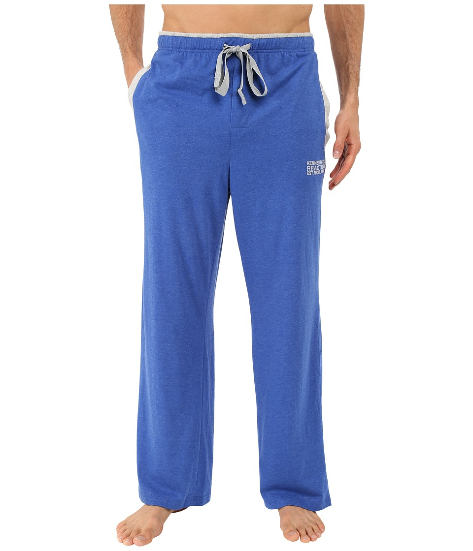 Kenneth Cole Reaction - Super Soft Brushed Jersey Sleep Pants (Admiral) Men's Pajama