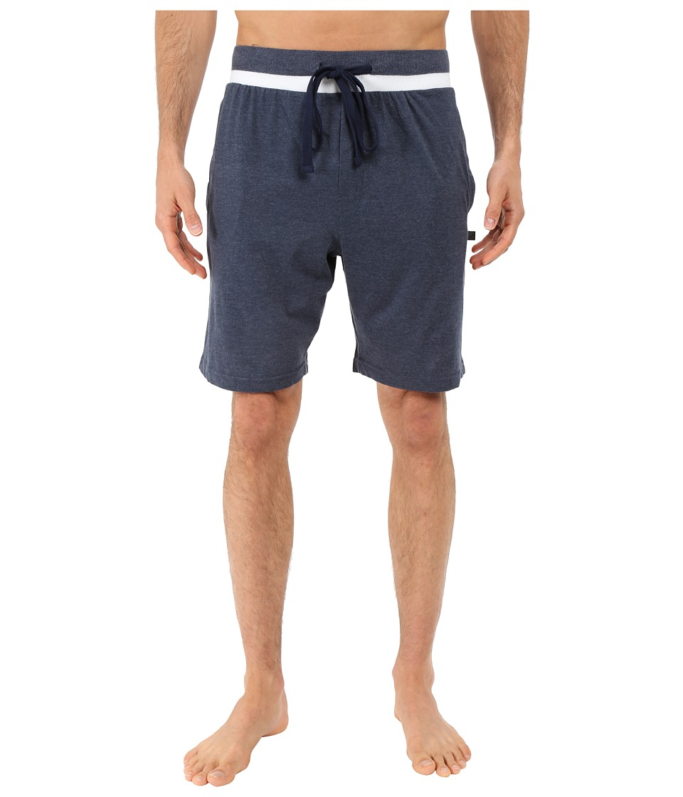 Kenneth Cole Reaction - Sleep Shorts (Navy) Men's Pajama