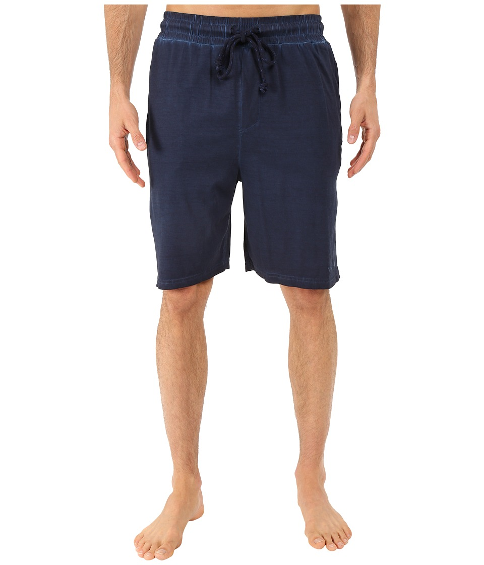 Kenneth Cole Reaction - Sleep Shorts (Navy) Men