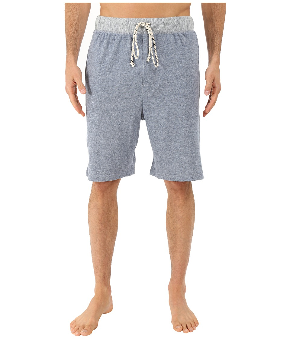 Kenneth Cole Reaction - Marled Jam (Marled Dark Blue) Men's Pajama