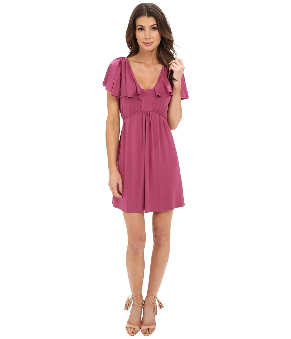Rachel Pally Bellah Dress (Vino) Women