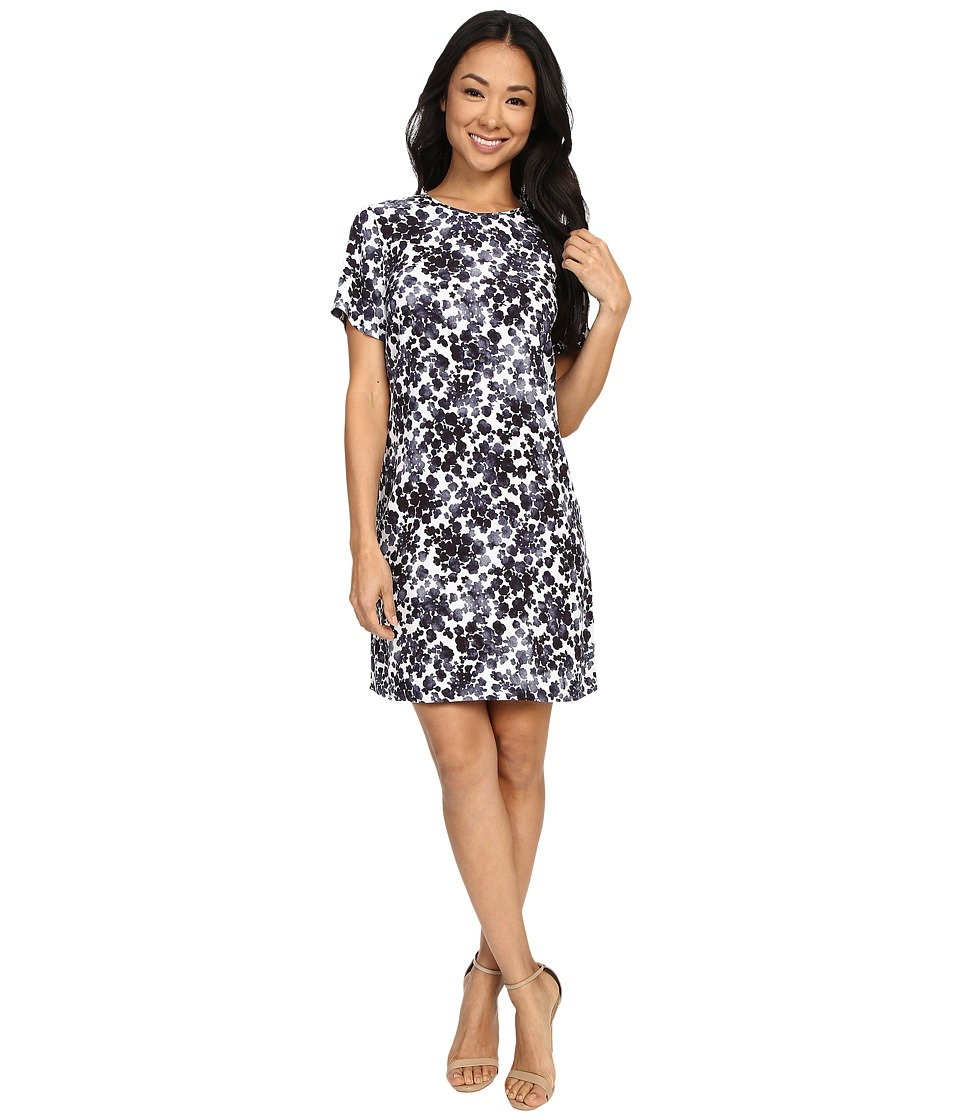 MICHAEL Michael Kors - Gemma T-Shirt Dress (New Navy) Women's Dress