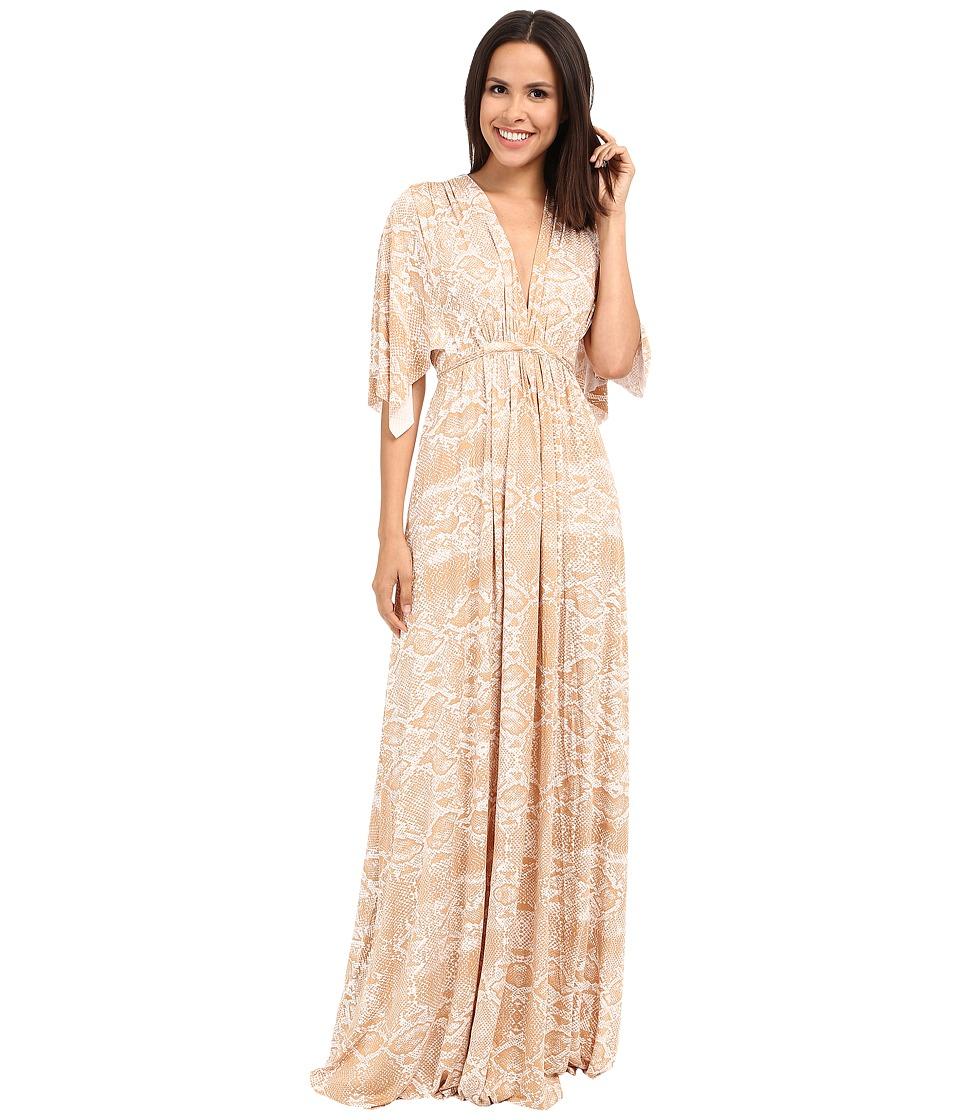 Rachel Pally - Long Caftan Dress Print (Miso Viper) Women's Dress