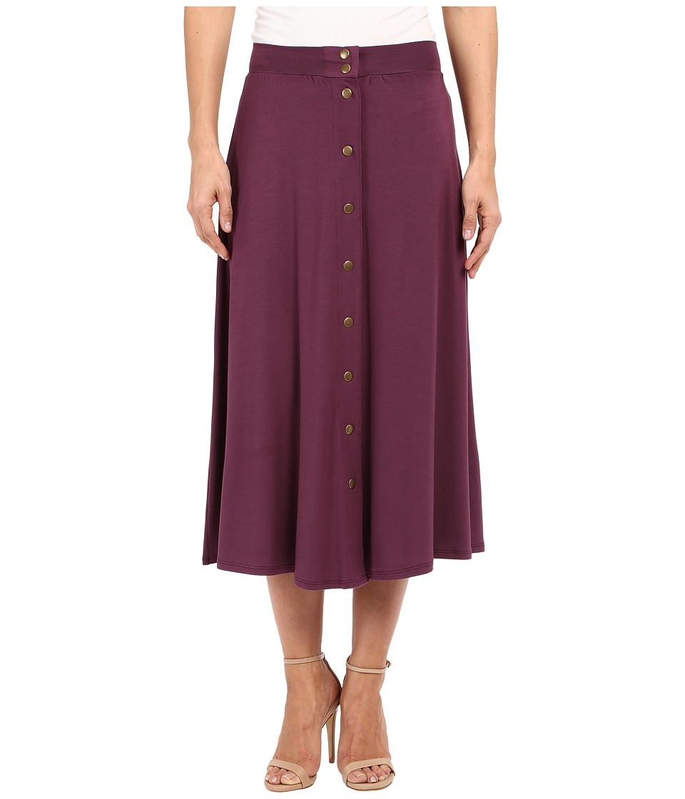 Rachel Pally Priya Skirt (Currant) Women's Skirt