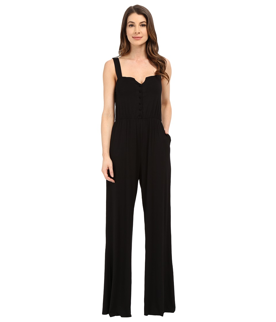 Rachel Pally - Hoppe Jumpsuit (Black) Women's Jumpsuit & Rompers One Piece