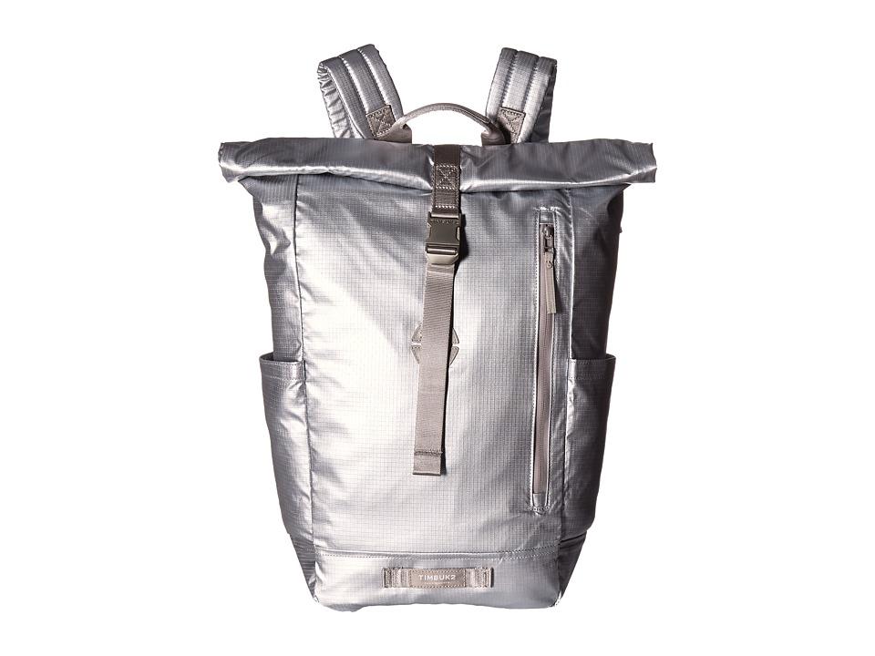 Timbuk2 - Facet Tuck Pack (Silver) Bags