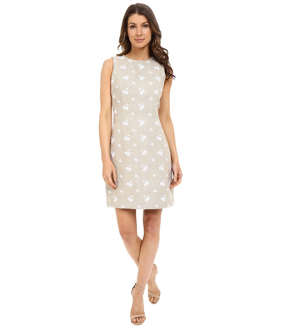 MICHAEL Michael Kors Front Pleat Dress