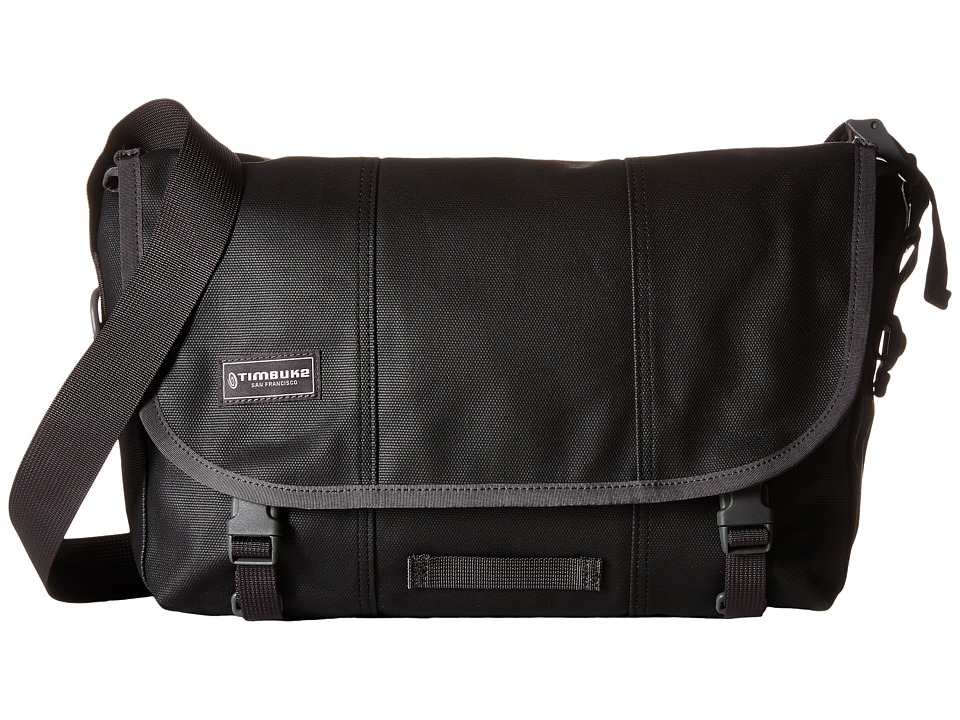 Timbuk2 - Classic Messenger Bag - Small (Heirloom Black) Messenger Bags