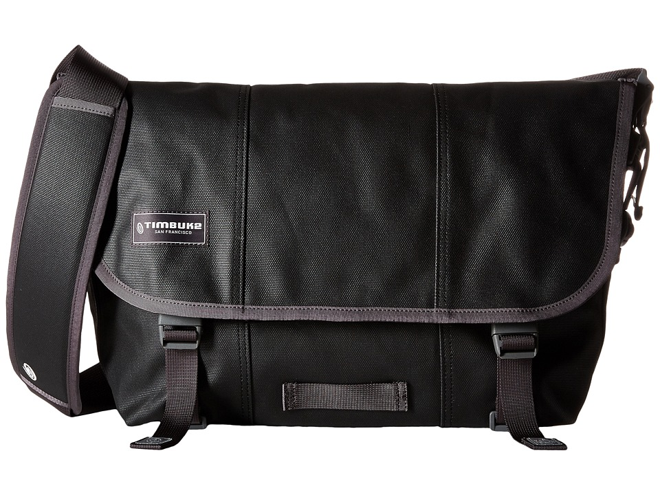 Timbuk2 - Classic Messenger Bag - Medium (Heirloom Black) Messenger Bags