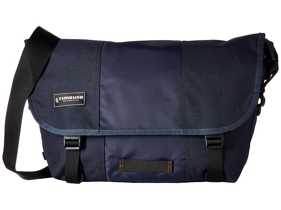Timbuk2 - Classic Messenger Bag - Small (Nautical) Messenger Bags