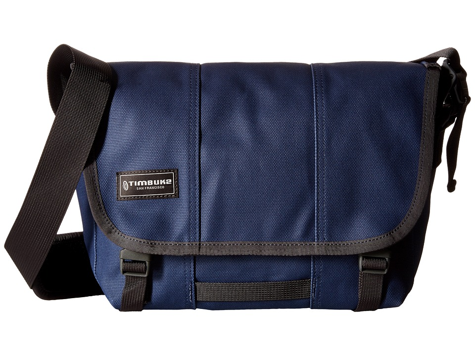 Timbuk2 - Classic Messenger Bag - Extra Small (Heirloom Waxy Blue) Messenger Bags