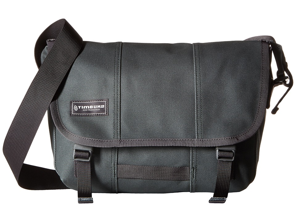 Timbuk2 - Classic Messenger Bag - Small (Heirloom Waxy Green) Messenger Bags