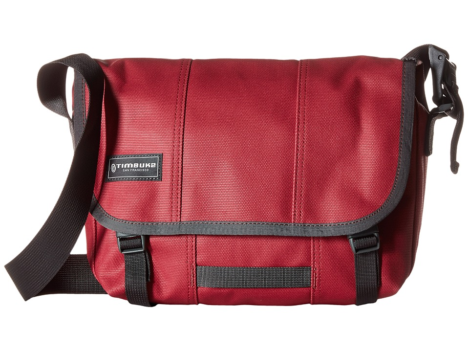 Timbuk2 - Classic Messenger Bag - Extra Small (Heirloom Persian Red) Messenger Bags