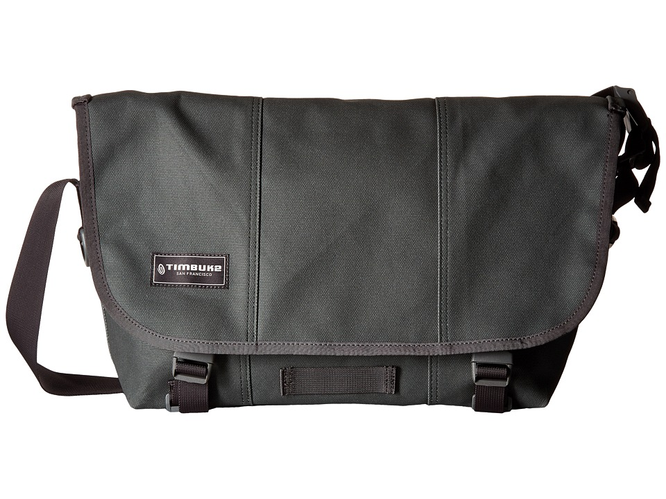Timbuk2 - Classic Messenger Bag - Medium (Heirloom Waxy Green) Messenger Bags