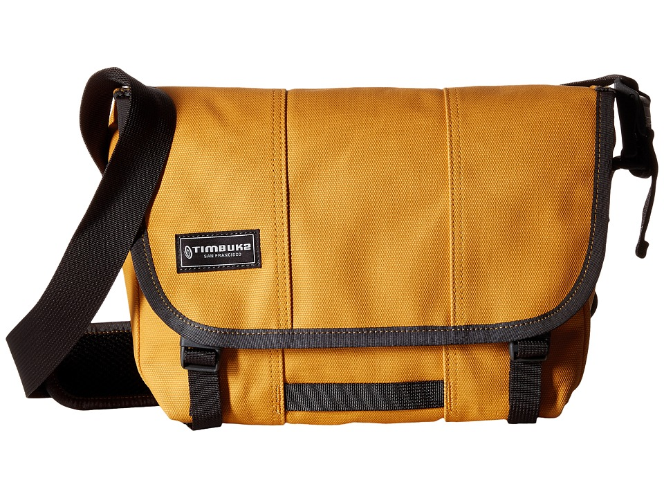 Timbuk2 - Classic Messenger Bag - Extra Small (Heirloom Mustard) Messenger Bags