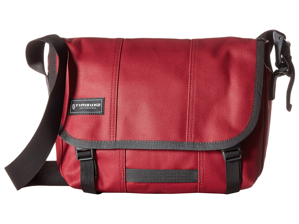 Timbuk2 - Classic Messenger Bag - Small (Heirloom Persian Red) Messenger Bags