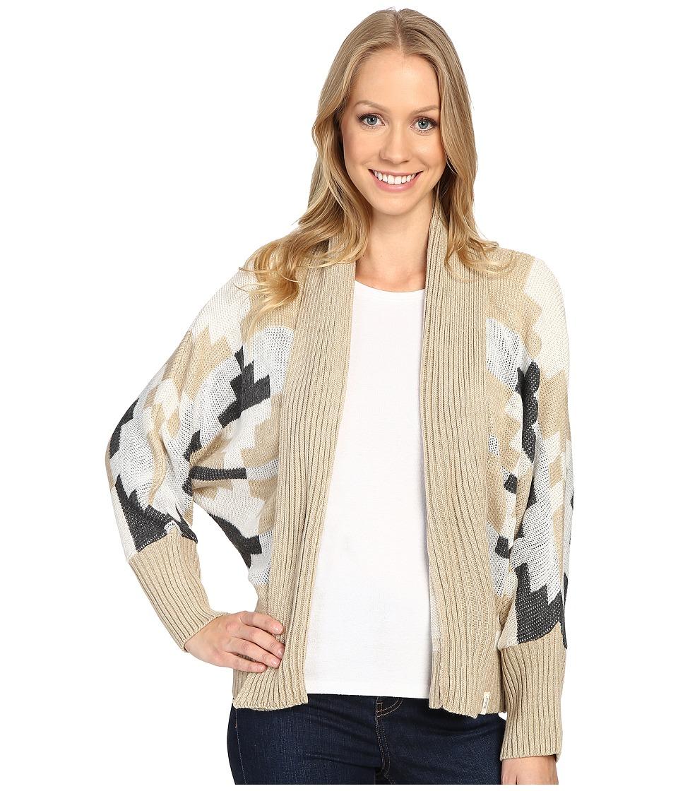 Woolrich - Harvest Cardigan (Silver Gray Multi) Women's Sweater