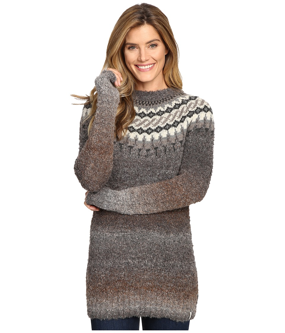 Woolrich - Roundtrip II Fairisle Crew (Heddle Multi) Women's Long Sleeve Pullover