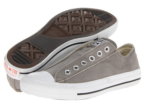 f871a2902ca4 ... UPC 022865249127 product image for Converse Chuck Taylor All Star Slip  (Charcoal Spicy Orange ...