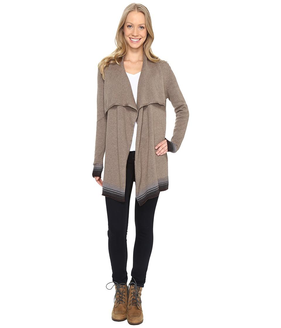 Woolrich - Clapshaw II Long Cardigan (Heddle Multi) Women's Sweater