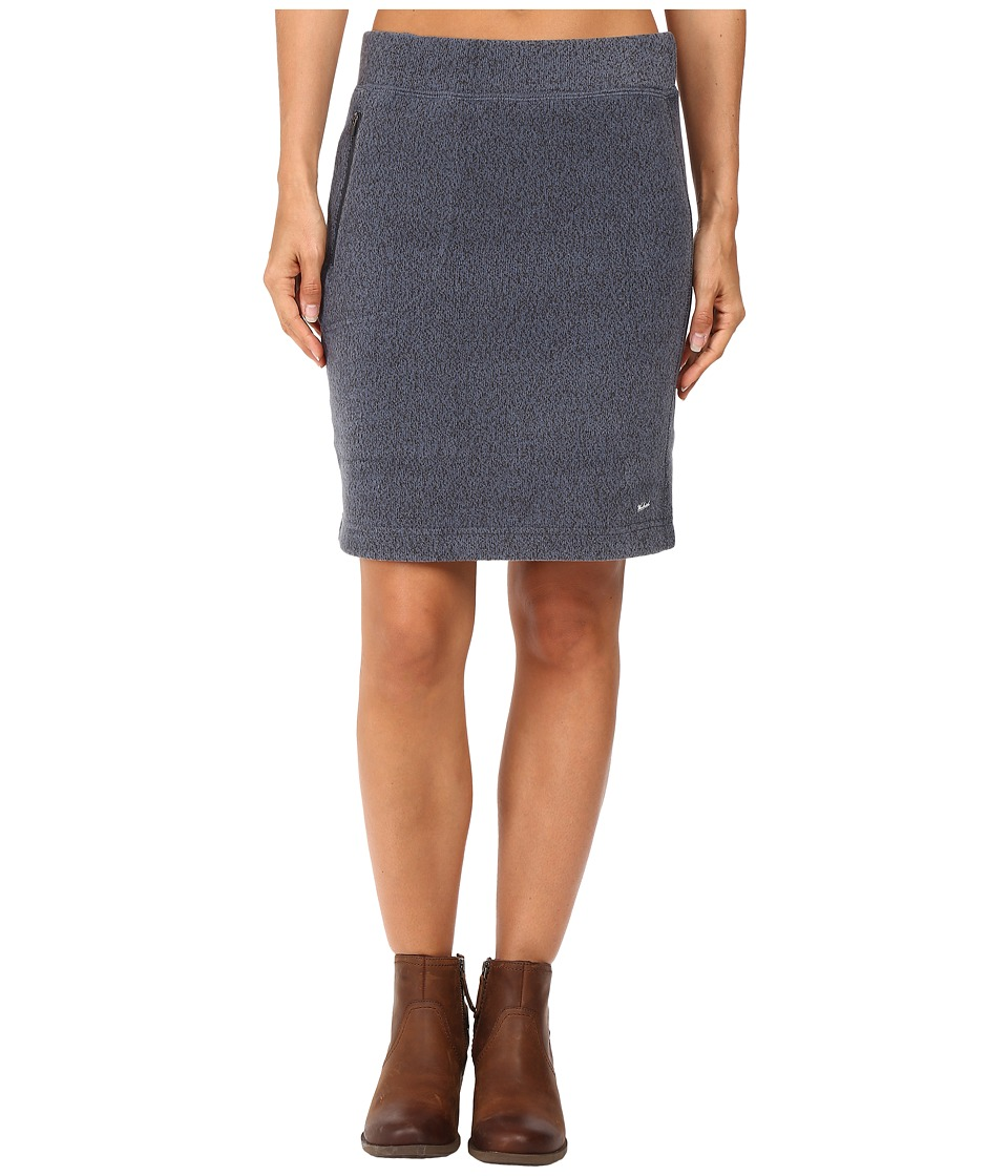 Woolrich Double Creek Fleece Skirt (Bayou) Women