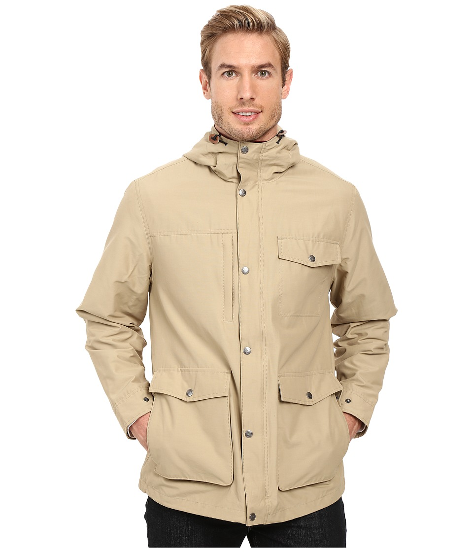 Woolrich - Transition Lined Mountain Parka (Khaki) Men's Coat