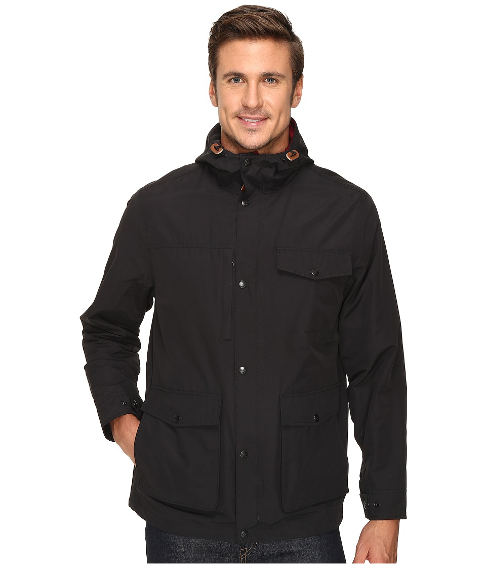 Woolrich - Transition Lined Mountain Parka (Black) Men's Coat