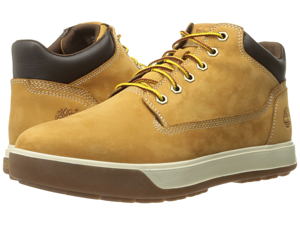 Timberland - Tenmile Chukka (Wheat Nubuck) Men's Lace up casual Shoes