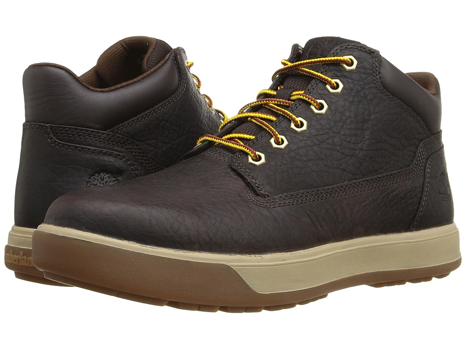 Timberland Tenmile Chukka (Dark Brown Full Grain) Men