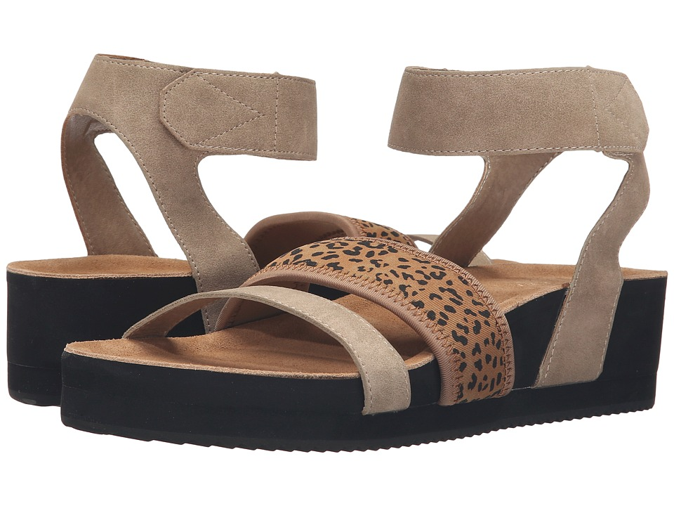 Volcom - Gaia Sandal (Brown Sandal) Women's Sandals