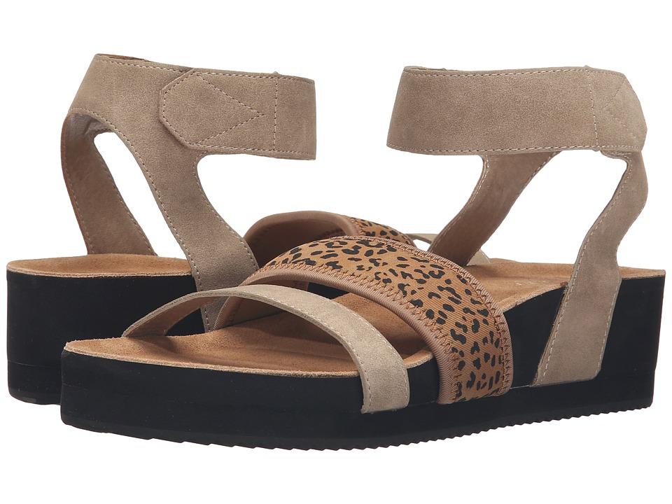 Volcom - Gaia Sandal (Brown Sandal) Women's Sandals