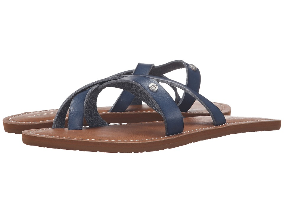 Volcom - Ramble Sandal (Chambray) Women's Sandals
