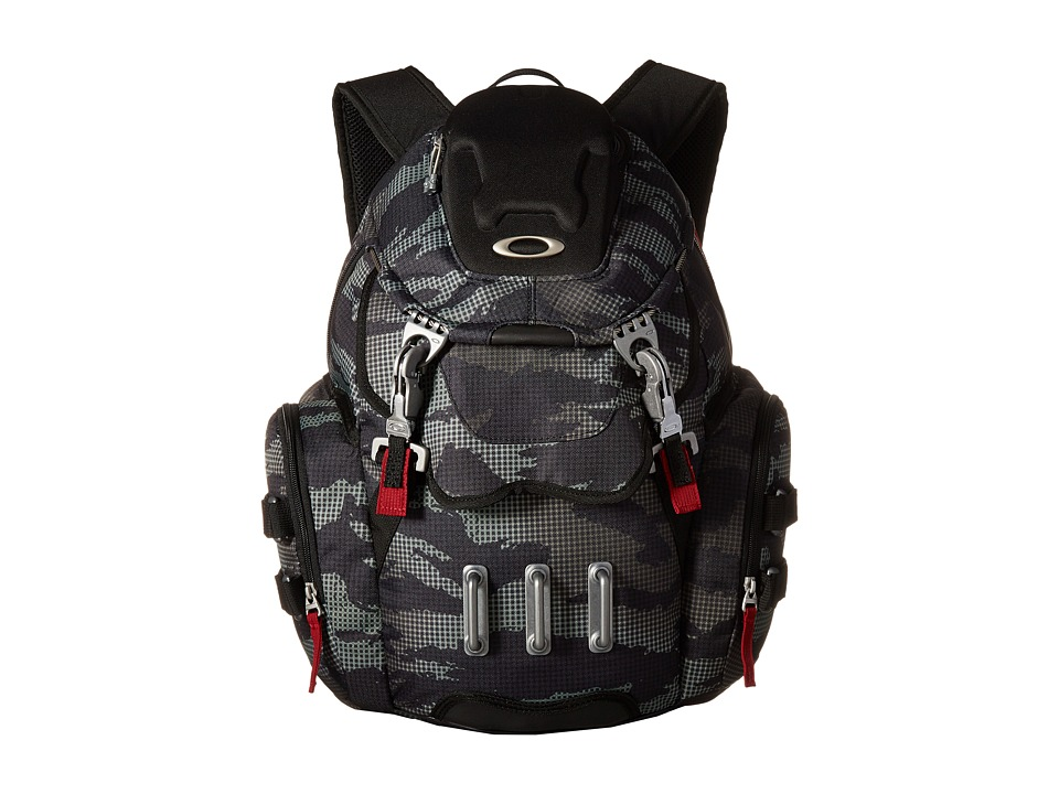 Oakley - Bathroom Sink Backpack (Olive Camo) Backpack Bags